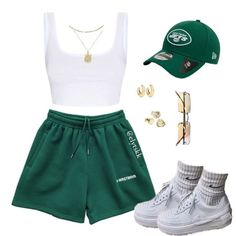 Baddie Outfits Casual, Style Outfits, Cute Swag Outfits, Retro Outfits, Tomboy Fashion, Teen Fashion Outfits, Look Fashion, Streetwear Fashion, Trendy Fashion
