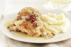 Full of country-style French flavours, this creamy dish is casserole cooking at its best.