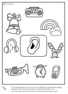Preschool Worksheets, Printables, Body Parts, Comics, Learning, Character, Kitchen, Tela, Music