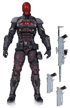 Batman Arkham Knight figurine Red Hood DC Collectibles