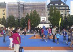 Sportpromotion mit Bergo Multisport für Basketball