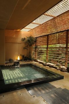 Our top 15 favourite ryokan inns Japanese Bath House, Japanese Style House, Japanese Bathroom, Japanese Sauna, Japanese Living Rooms, Small Japanese Garden, Japanese Soaking Tubs, Traditional Japanese House, Japanese Interior Design