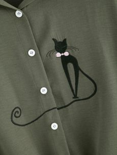 Marvelous Crewel Embroidery Long Short Soft Shading In Colors Ideas. Enchanting Crewel Embroidery Long Short Soft Shading In Colors Ideas. Shirt Embroidery, Crewel Embroidery, Embroidery Hoop Art, Embroidery Patterns, Machine Embroidery, Sewing Patterns, Sewing Clothes, Diy Clothes, Seed Stitch