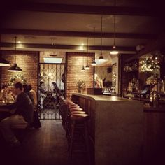 The Penrose: This Uptown gastropub from the people behind The Wren and Wilfie & Nell is where you go if you're into happy houring with attractive people (like, REALLY attractive) who give a crap if the place they're at has good food and drinks.