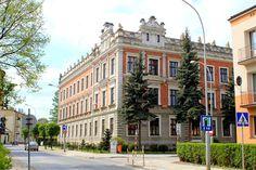 Gorlice - I Liceum im. M. Kromera http://www.polskaniezwykla.pl/pictures/original/287000.jpg