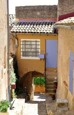 "Our House in Provence: Vaugines, a Marcel Pagnol village ~ Home to Peter Mayle, author of ""A Year in Provence"""