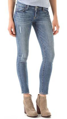 Paige Denim Skyline Ankle Skinny Jeans... Fit so Good!!! Loves. xoxo