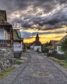 In Hollókő, Hungary. Church Architecture, Native American Art, National Geographic, The Dreamers, To Go, Urban, Explore, History, Country