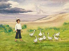 A Ludas Matyi végleges kiadásának egyik utolsó képe Pictures, English, Painting, Photos, Photo Illustration, Painting Art, Paintings, English Language, Painted Canvas
