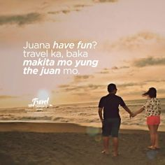 Your Daily Travel Thoughts & Hugot Pinoy Quotes, Hugot Quotes, Tagalog, Funny Thoughts, Have Fun, Memes, Movie Posters, Travel, Viajes