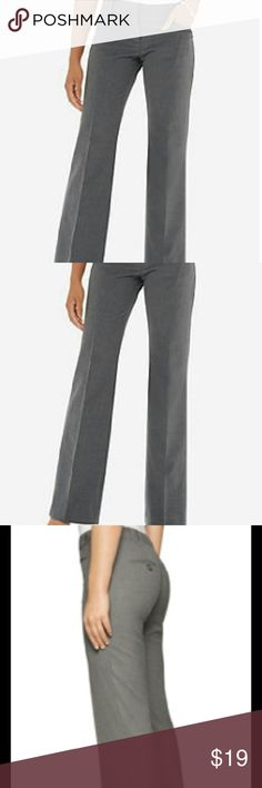NWT women's Charlotte russe grey long length pants NWT women's beautiful Charlotte russe grey long length pants size 7large, long length grey Joe benbasset brand new grey button pants with tags attached saying original price from kohl, ($36.00),perfect condition! Never worn! Has two buttons in front which close pants with two pockets on back of pants and crease down legs from being brand new from store!  Beautiful designer pants, brand new! Looks exactly like picture even better! Selling…