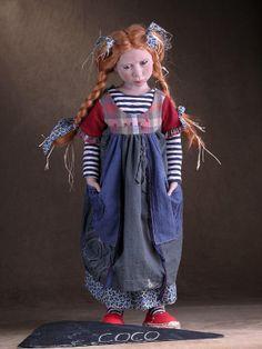 Dolls Zwergnase. Amazing expression.