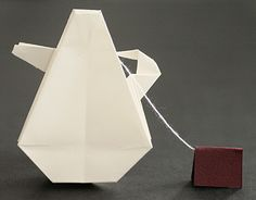 """Check out new work on my @Behance portfolio: """"TeaPot Origami THE WORKSHOP"""" http://on.be.net/1LyPWH8"""
