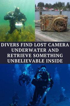 A team of Canadian diving students dive down 40 feet into the Vancouver waters, and stumble across a Funny Corny Jokes, Funny Disney Jokes, Crazy Funny Memes, Really Funny Memes, Hilarious, Cute Stories, Weird Stories, Moral Stories, Small Acts Of Kindness