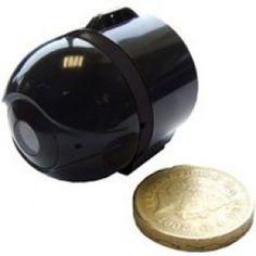 Microcamera SMART IP 12 este cea mai mica camera IP WiFi pe baterii din lume. Vizualizare si comandare de oriunde din lume prin telefonul mobil sau computer .Smart IP 12 este singura microcamera ip wireless portabila