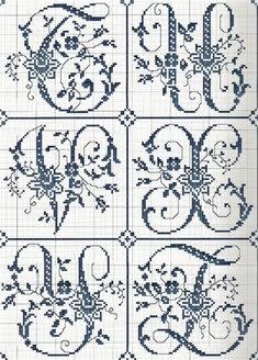 Gallery.ru / Фото #32 - Sajou Passion des Alphabets Anciens - Orlanda