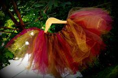 Autumn Fairy Tutu - vendor does adult sizes for around 40