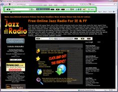 The Jazz Radio toolbar is a totally free browser add-on, that is meant for Jazz music fans to listen to jazz radio stations online. The highlight of the toolbar is a radio player with over 100 jazz radio stations broadcasting worldwide, including pod  free way to  hear online radio while you search online click the link below to download the toolbar
