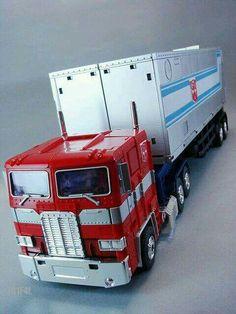 Optimus Prime Masterpiece