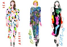 Compendium of Radness. A blog by Diana Moss about fashion, art, design & other cool things.