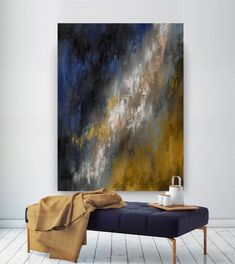 Large Original Abstract Painting On Canvas Contemporary Wall Large Abstract Wall Art, Contemporary Abstract Art, Abstract Oil, Abstract Canvas, Canvas Wall Art, Abstract Landscape, Modern Art, Texture Painting On Canvas, Abstract Portrait Painting