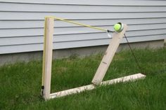 The Homestead Survival | How To Build A Simple Wooden Catapult Project | http://thehomesteadsurvival.com