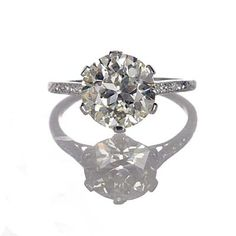 It's not often you see a ring this delicate looking.