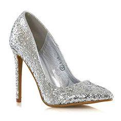 Suchergebnis auf für: glitzer high heels Rot