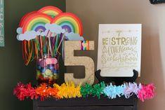 My Little Pony Rainbow Dash Birthday Party via Kara's Party Ideas KarasPartyIdeas.com Invitation, cake, supplies, recipes, games, and more! #mylittlepony #rainbowparty #rainbow #rainbowbirthday #mylittleponyparty (24)