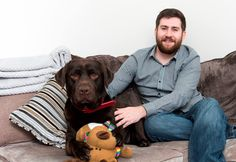 Simon Shingler, is the proud owner of a brand new home at the Redrow development, Kirk's Paddock, in Case Study, The Help, Labrador Retriever, Dogs, Stuff To Buy, Animals, Labrador Retrievers, Animales, Animaux