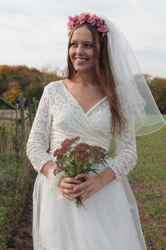 Brautkleid Hochzeitskleid Maßanfertigung  von Brautkleider Heidelberg auf DaWanda.com