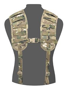 Molle Schultergurt WARRIOR Elite Ops Multicam