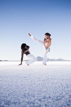 #Sports - capoeira