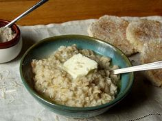 Mrs Fitz's Porridge(aka Parittch or Porage) from Outlander - From Outlander Kitchen