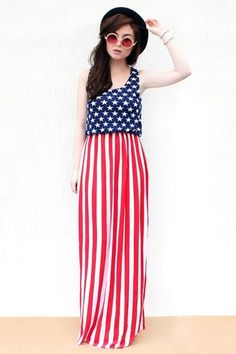 4th of july outfits - #patriotic #ootd #fashionbloggers #patrioticfashion #lbloggers #fourthofjuly