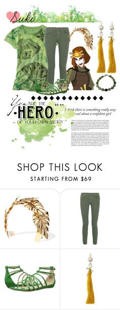 """""""Suki!"""" by lyssalove28 ❤ liked on Polyvore featuring Lelet NY, Haze, The Great, Nine West, Mix & Match and WALL"""