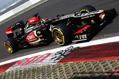 Another double podium for Lotus F1 Team -> www.4lot.us/9h8u