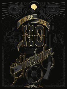 Excellent Typography Sketches and Illustration