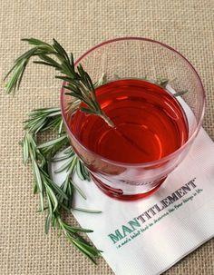 Rosemary Reposado by Mantitlement