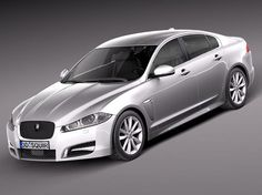 """2013 Jaguar XF ...""""affordable"""" in comparison to an Aston or Maybach ...."""