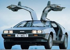 *inspiration* the Delorean Car from Back to the Future