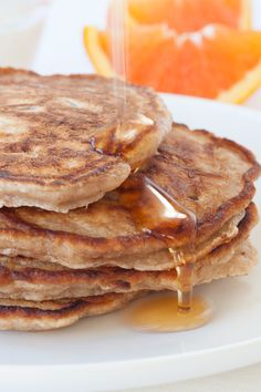 Gingerbread Pancakes I love these! My daughter makes them every weekend. Sunday Recipes, Brunch Recipes, Fall Recipes, Breakfast Recipes, Snack Recipes, Christmas Recipes, Pancake Recipes, Breakfast Ideas, Christmas Holidays