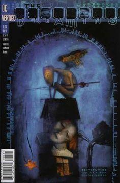 Dreaming 26 - Dave McKean