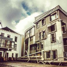 Stadhuis Utrecht, designed by Enric Miralles, Utrecht, The Netherlands. Taken by John Drissen 2013