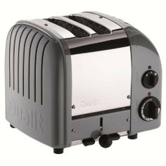 DUALIT 2 Slice NewGen Classic Toaster Cobble Gray $199.95 OUT THE DOOR! PICK UP OR WE WILL SHIP FREE * TOP BRANDS * LOWEST PRICES CULINART www.shopculinart.com