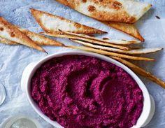 Das Rezept für Rote-Bete-Hummus und weitere kostenlose Rezepte auf LECKER.de