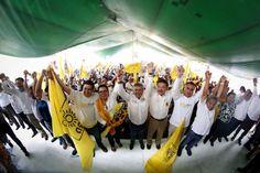 En Santa Lucía, renuncian al PRI y van con Pepe Toño