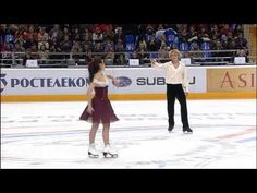 2009 Rostelecom Cup - Davis & White FD - The Phantom of the Opera omg perfection! @Nicole Johnson