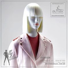 Confira a nova linha de manequins Almax. Em breve disponível na My Store Brasil.