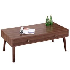 I pinned this Eva Coffee Table from the Bridget Moynahan event at Joss and Main!